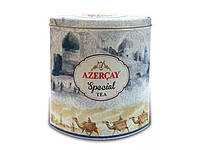 Azercay подарочный набор ОСОБЕННЫЙ зеленый чай ж/б
