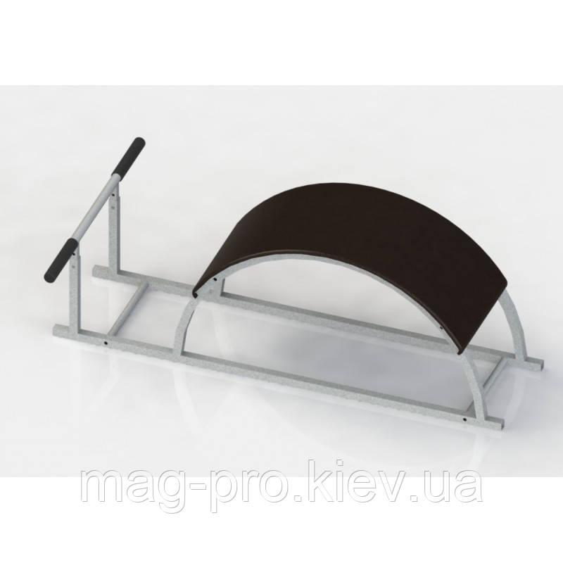 Скамья для вытягивания спины