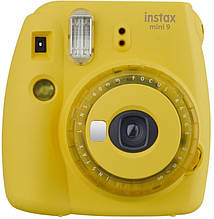 Камера моментальной печати Fujifilm Instax Mini 9 Yellow