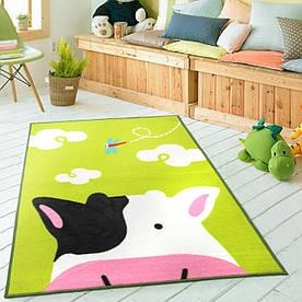 Коврик для детской комнаты Коровка 100 х 130 см Berni Home