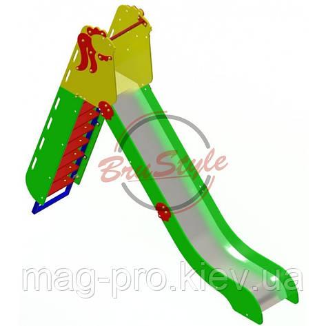 Детская горка-спуск большая BruStyle DIO502, фото 2