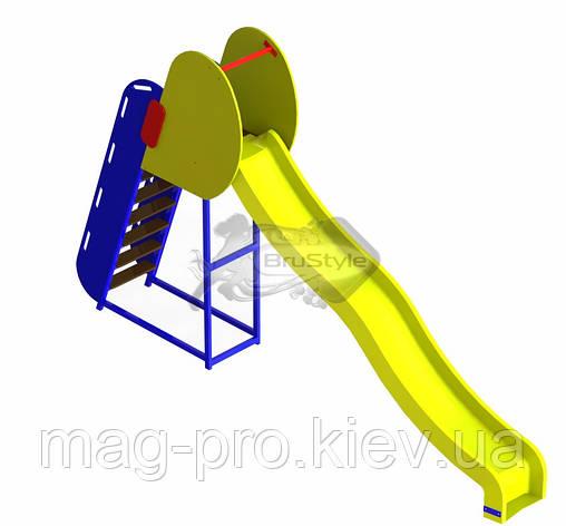 Гірка-спуск пластикова DIO509, фото 2