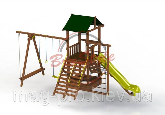 """Дитячий ігровий комплекс """"Ранчо друзів"""" BruStyle DIO1001, фото 2"""