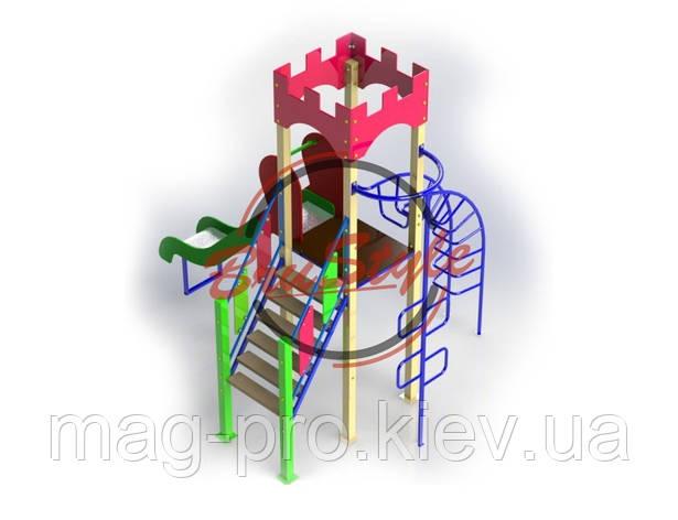"""Ігровий комплекс """"Тевтонці лайт"""" BruStyle DIO701.8, фото 2"""