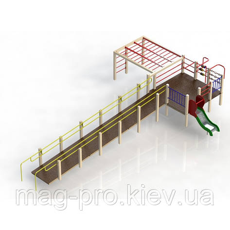 Ігровий комплекс для дітей з ОФВ, фото 2