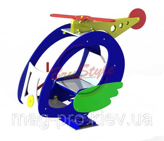 "Качалка ""Вертолет"" BruStyle DIO121, фото 2"