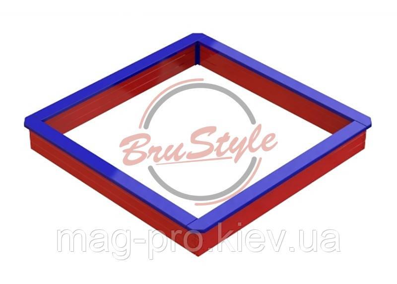 Пісочниця велика дерев'яна BruStyle DIO201.3
