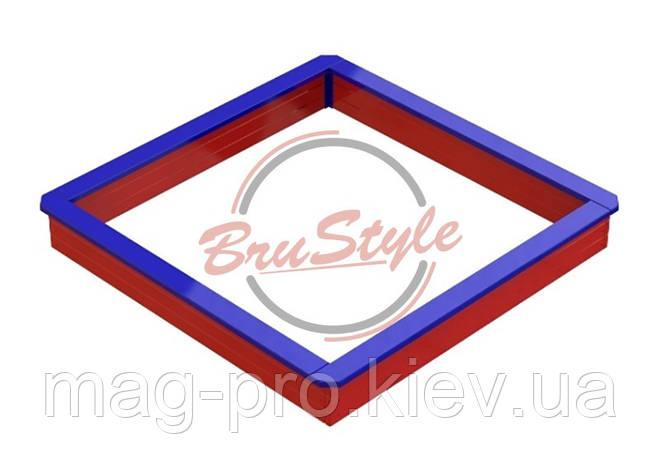 Пісочниця велика дерев'яна BruStyle DIO201.3, фото 2