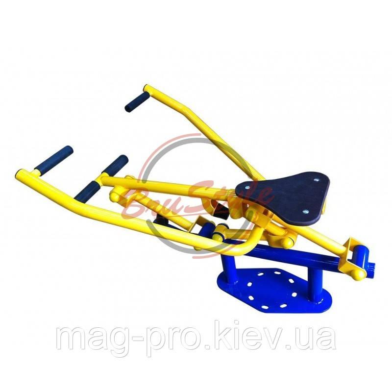 Уличный тренажер гребной тренажер BruStyle SG111
