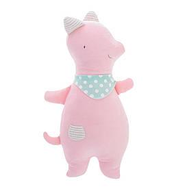 М'яка іграшка - подушка Рожева свинка, 47 см Metoys