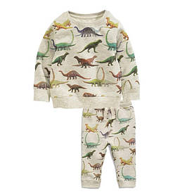 Костюм для мальчика 2 в 1 Долина динозавров Jumping Meters (5 лет)