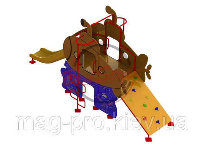 Игровой комплекс «Батискаф» BruStyle DIO771hdpl, фото 2