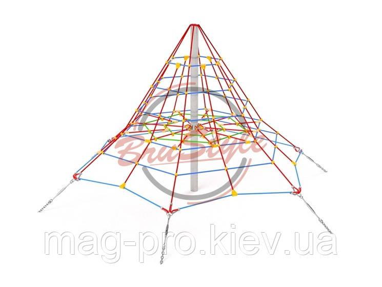 Детский игровой канатный комплекс BruStyle LK203