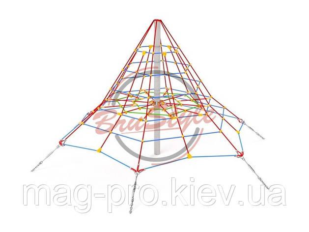 Детский игровой канатный комплекс BruStyle LK203, фото 2