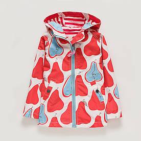 Куртка для дівчинки Груші Meanbear (90) 4 роки, 100, 100