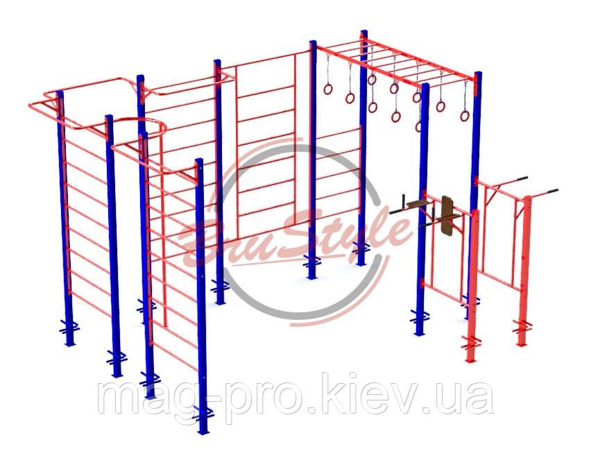 Гімнастичний комплекс BruStyle DIO668