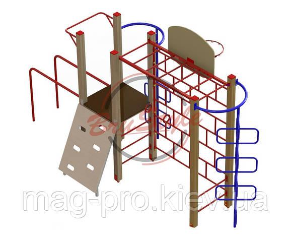 "Гімнастичний комплекс ""Тарзан"" BruStyle DIO670.2, фото 2"
