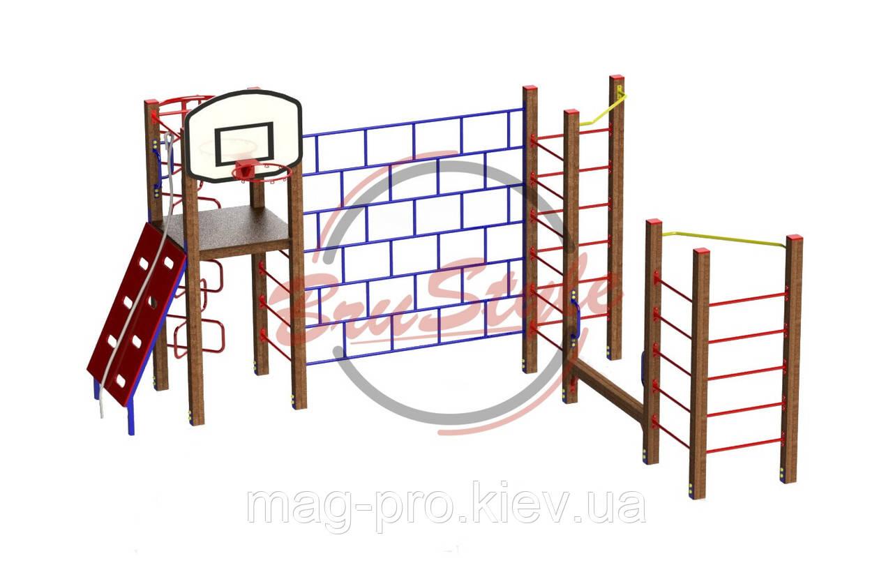 Гімнастичний комплекс «Спортик-Плюс» DIO682