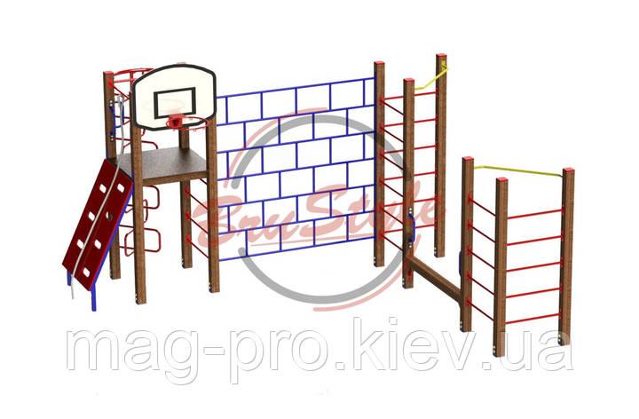 Гімнастичний комплекс «Спортик-Плюс» DIO682, фото 2