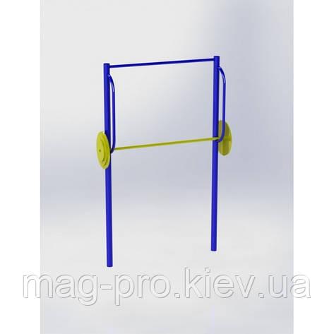 Рамка для присідань BruStyle SG136, фото 2