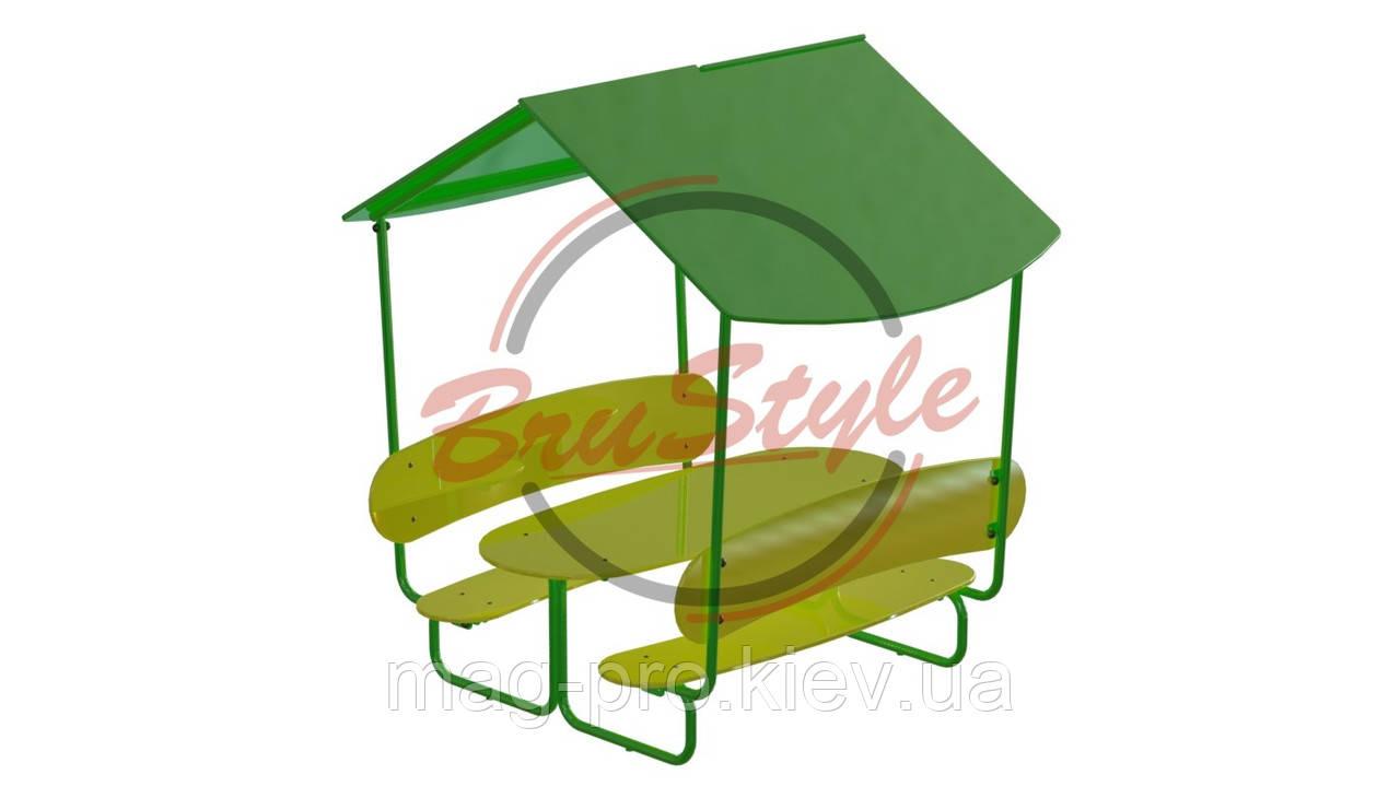 Детский домик для Иринки BruStyle DIO228.1hdpl