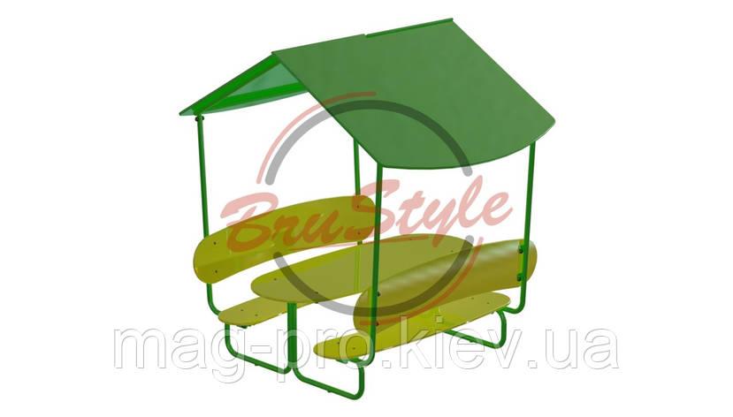 Детский домик для Иринки BruStyle DIO228.1hdpl, фото 2