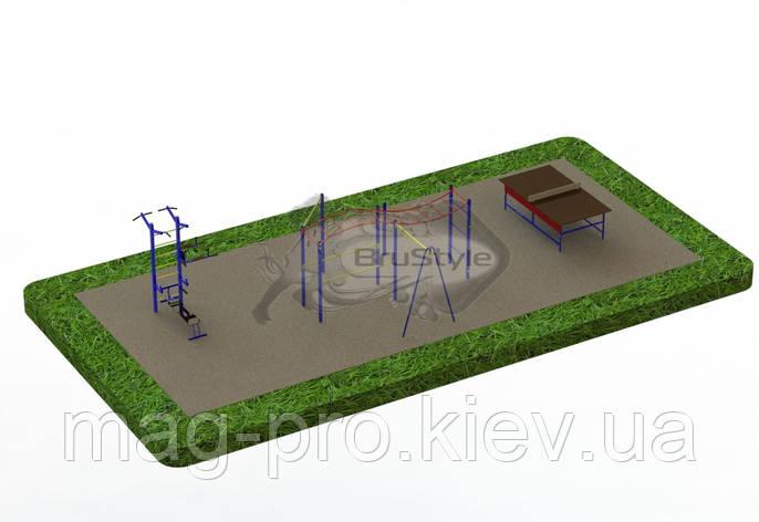 Спортивні майданчики SP1, фото 2