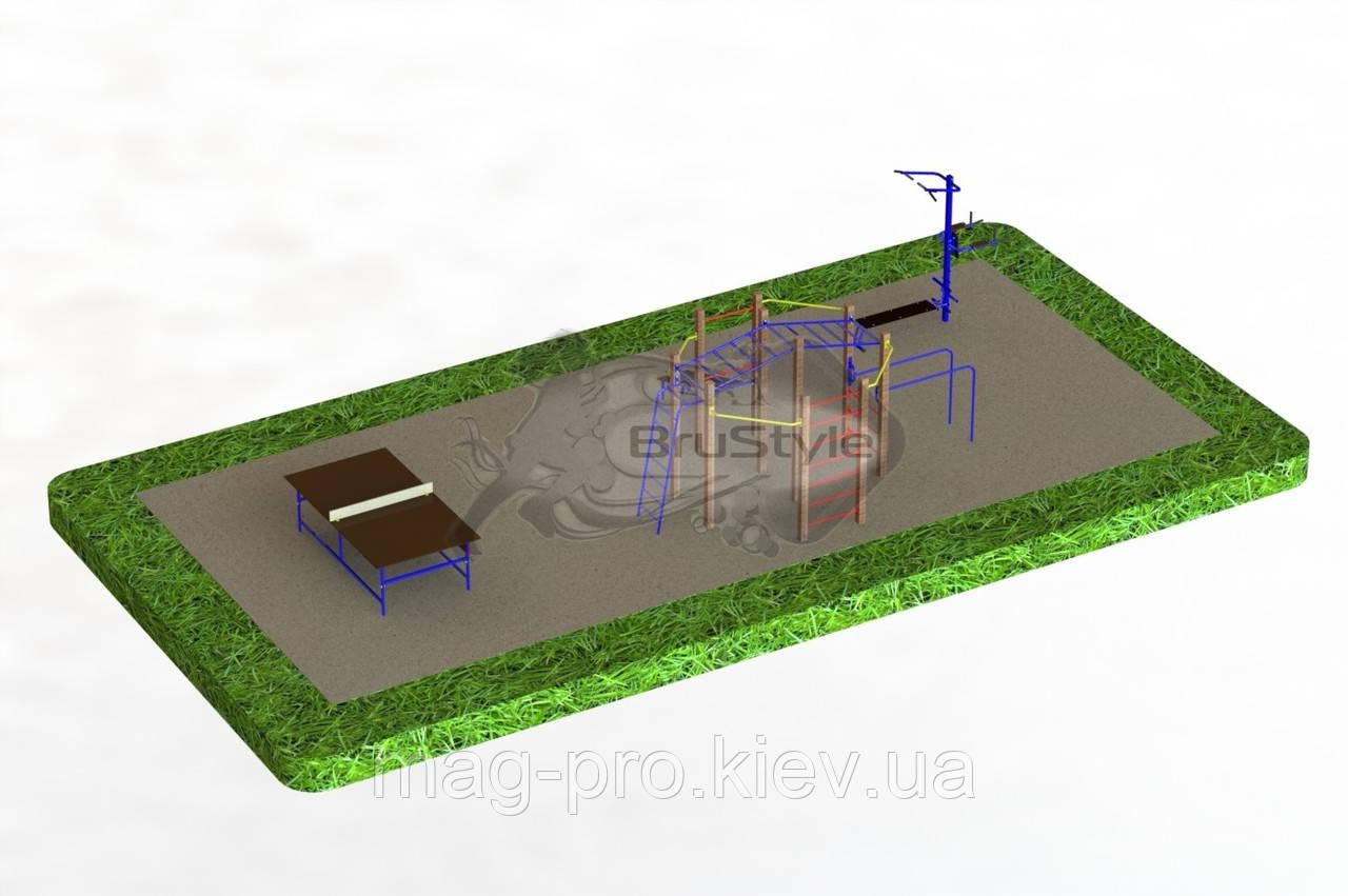Спортивные площадки SP2