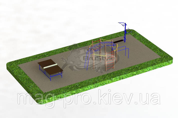 Спортивные площадки SP2, фото 2