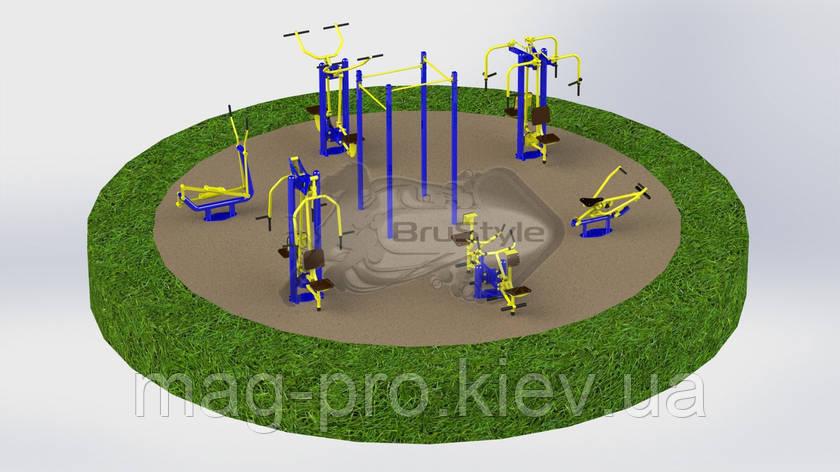 Спортивні майданчики SP3, фото 2