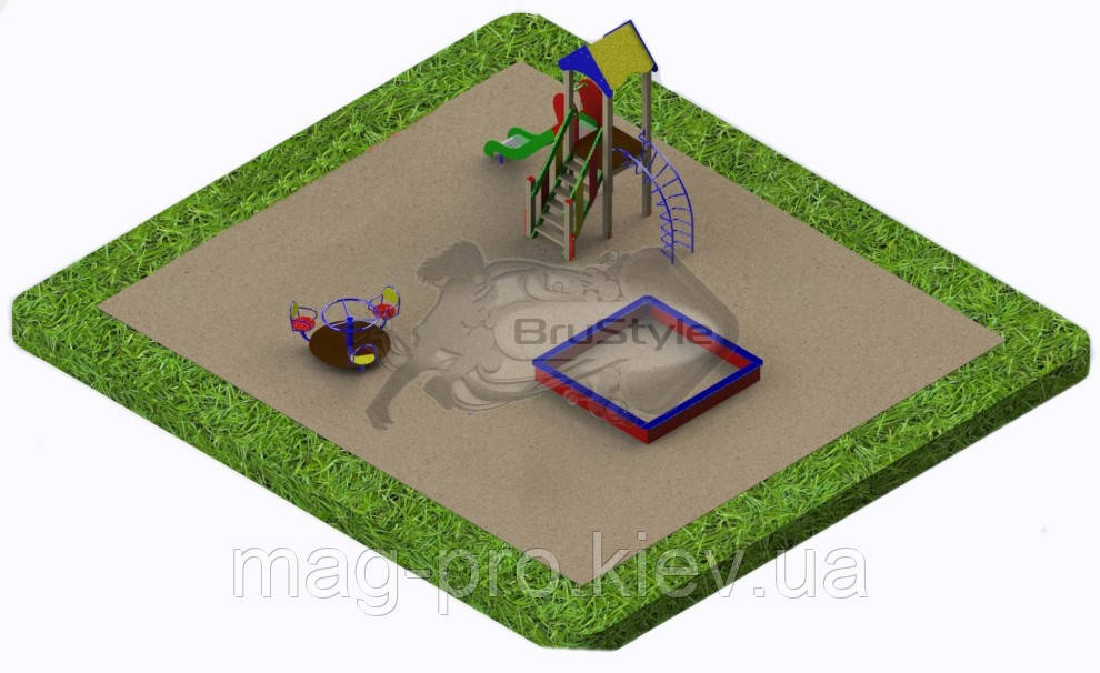 Детская площадка PG18