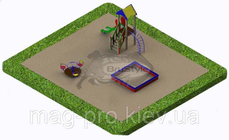 Детская площадка PG18, фото 2