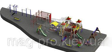 Дитячий майданчик PG15