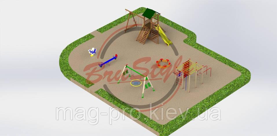 Детская игровая площадка  PG20, фото 2