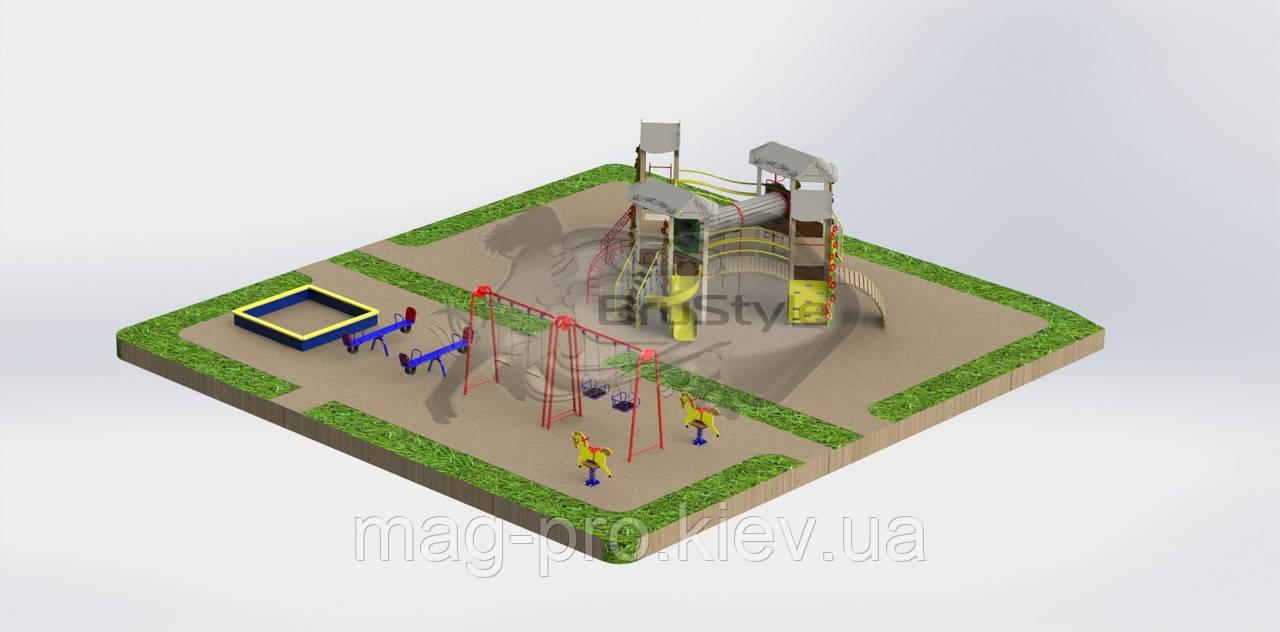 Детская площадка PG21