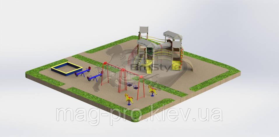 Детская площадка PG21, фото 2