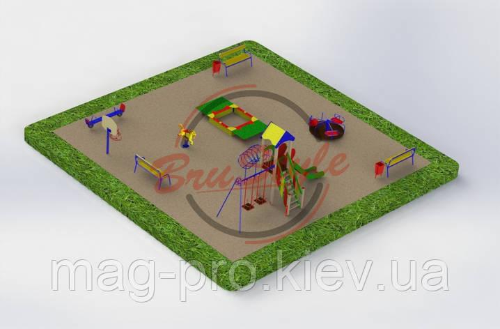 Дитячий майданчик PG22, фото 2