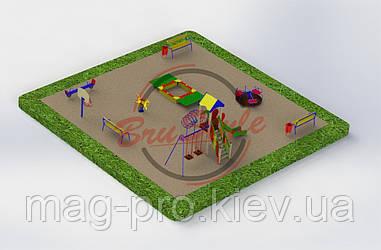 Дитячий майданчик PG22