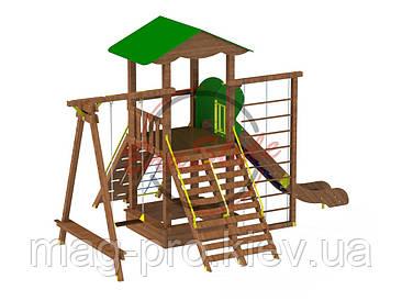 """Дитячий ігровий комплекс """"Ранчо"""" BruStyle DIO1002.1"""