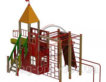 """Дитячий ігровий комплекс """"Вежа"""" BruStyle DIO772"""