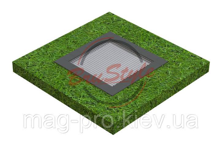 Батут вбудовуваний 2x2 BruStyle BRI076.2, фото 2