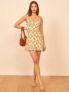 Сарафан женский мини Lemon Berni Fashion (L)