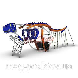 """Канатный комплекс """"Тиранозавр"""" LK1001"""