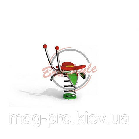 Дитяча гойдалка на пружині LIK139, фото 2