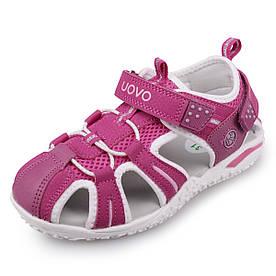 Сандалии для девочки Pink butterfly Uovo (24)