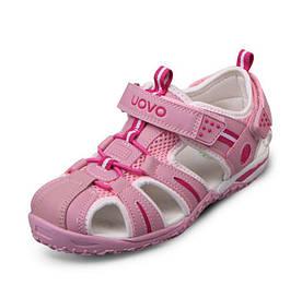 Сандалі для дівчинки Butterfly, рожевий Uovo (24)