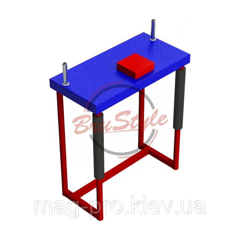 Стіл для армреслінгу половинка ТС406