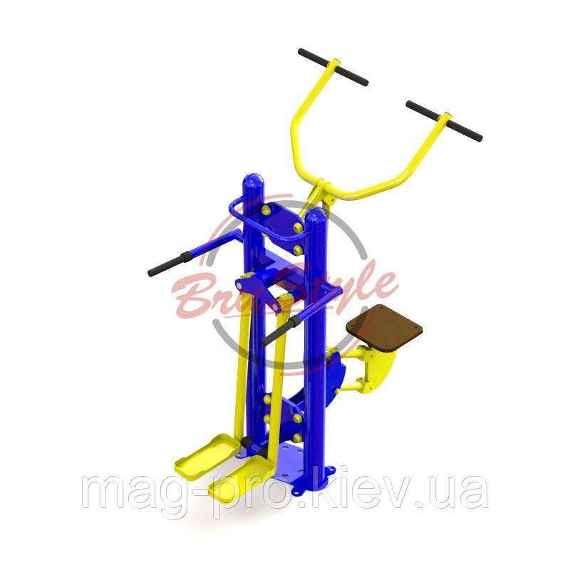 """Тренажер """"Тяга сверху - мышцы бедра"""" SG168"""