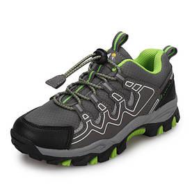 Ботинки детские Easy walking, серый Uovo (31)