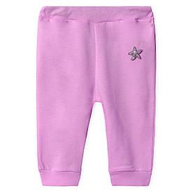 Штани для дівчинки Полярна зірка, фіолетовий Twetoon (6 міс)